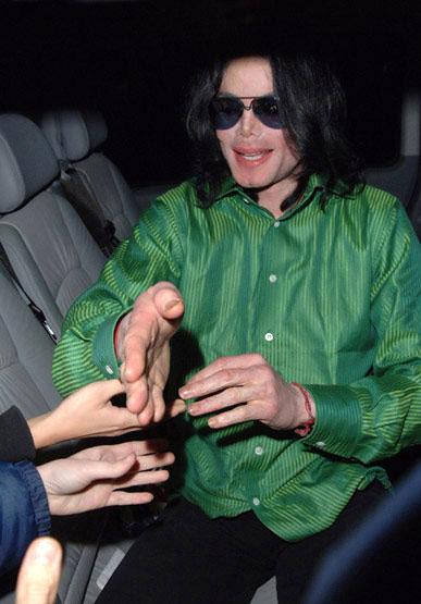 Michael Jackson // (c) Daniel Deme