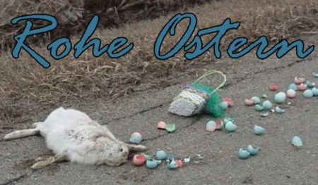 Rohe Ostern